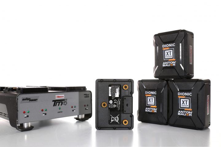 Anton Bauer Dionic XT 150Wh Kit