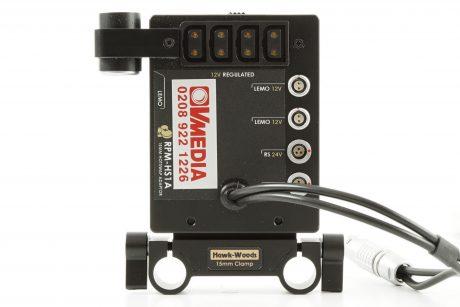 Hawkwoods 26v V-lok Power Plate RPM-HS1A