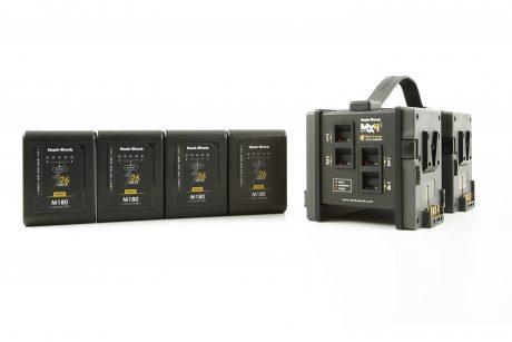 Hawkwoods 26v V-lok Kit