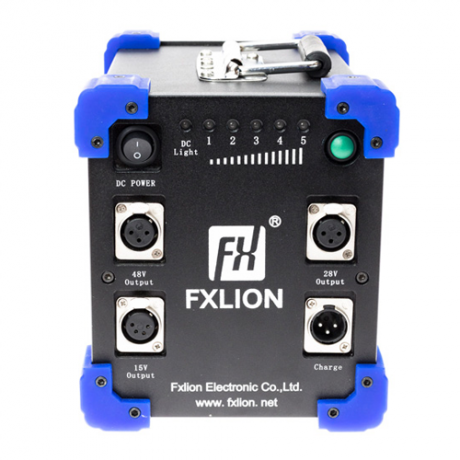 FXLION 28V Mega Battery Front